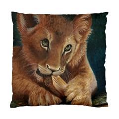 Playful  Cushion Case (two Sided)  by TonyaButcher