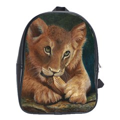Playful  School Bag (Large) by TonyaButcher