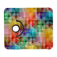 Circles Samsung Galaxy S  Iii Flip 360 Case by Lalita