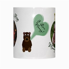 Mommy s Boy White Mug By Chere s Creations   White Mug   4ky00zak6ege   Www Artscow Com Center