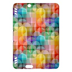 Circles Kindle Fire Hdx 7  Hardshell Case by Lalita