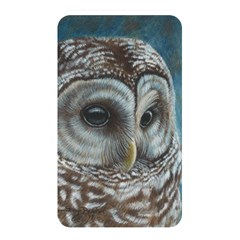 Barred Owl Memory Card Reader (rectangular) by TonyaButcher