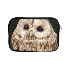 Tawny Owl Apple Ipad Mini Zippered Sleeve by TonyaButcher