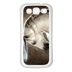 Humble Samsung Galaxy S3 Back Case (white) by TonyaButcher