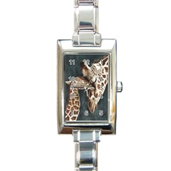 A Mother s Love Rectangular Italian Charm Watch by TonyaButcher