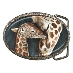 A Mother s Love Belt Buckle (oval)