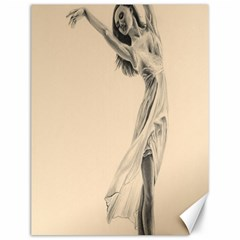Graceful Dancer Canvas 12  X 16  (unframed) by TonyaButcher