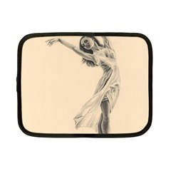 Graceful Dancer Netbook Sleeve (small)