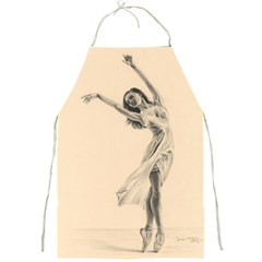 Graceful Dancer Apron by TonyaButcher