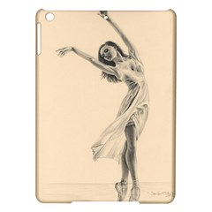 Graceful Dancer Apple Ipad Air Hardshell Case by TonyaButcher