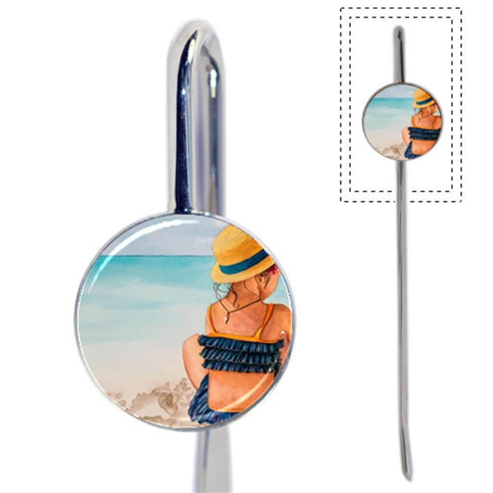 A Day At The Beach Bookmark