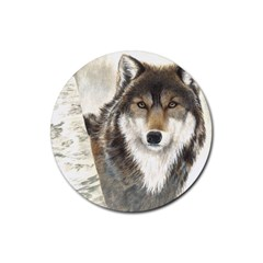 Hunter Drink Coaster (round) by TonyaButcher