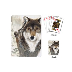 Hunter Playing Cards (mini) by TonyaButcher