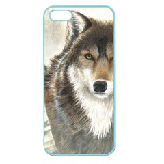 Hunter Apple Seamless Iphone 5 Case (color) by TonyaButcher