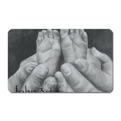 John 3:16 Magnet (rectangular) by TonyaButcher