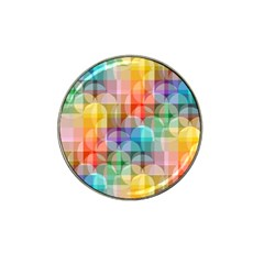 Circles Golf Ball Marker 10 Pack (for Hat Clip) by Lalita