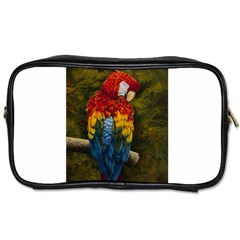 Preening Travel Toiletry Bag (two Sides)