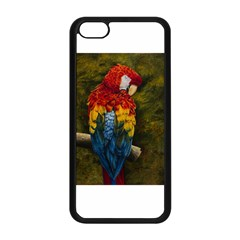 Preening Apple Iphone 5c Seamless Case (black) by TonyaButcher