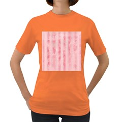 Pink Grunge Women s T Shirt (colored) by StuffOrSomething