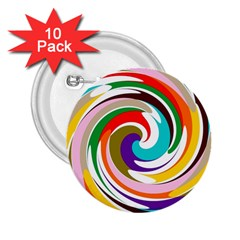 Galaxi 2 25  Button (10 Pack) by Lalita