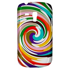 Galaxi Samsung Galaxy S3 Mini I8190 Hardshell Case by Lalita