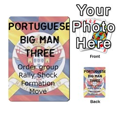 Sharp Practice By Steve Burt   Multi Purpose Cards (rectangle)   1imdvo3bc26s   Www Artscow Com Front 39