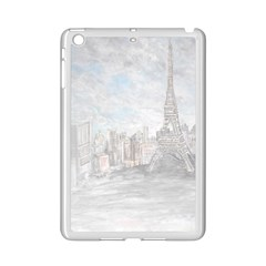 Eiffel Tower Paris Apple Ipad Mini 2 Case (white)
