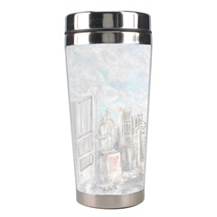 Eiffel Tower Paris Stainless Steel Travel Tumbler by rokinronda