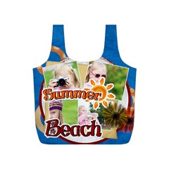 Summer By Joely   Full Print Recycle Bag (s)   Lsvoelkzisuz   Www Artscow Com Back
