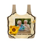 family - Full Print Recycle Bag (M)