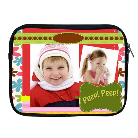 Easter By Easter   Apple Ipad Zipper Case   30k1dige2efu   Www Artscow Com Front