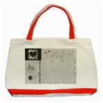 Classic tote bag red - Classic Tote Bag (Red)