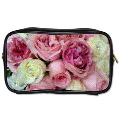 Tapestry Wedding Bouquet Toiletries Bag (two Sides) by Khoncepts