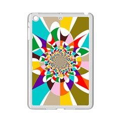 FOCUS Apple iPad Mini 2 Case (White) by Lalita