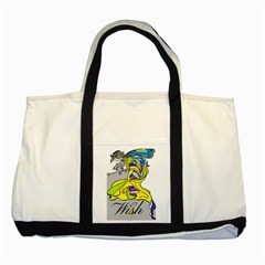 Faerie Wish Two Toned Tote Bag by StuffOrSomething