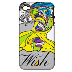 Faerie Wish Apple Iphone 4/4s Hardshell Case (pc+silicone) by StuffOrSomething