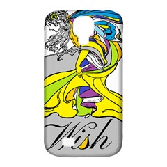 Faerie Wish Samsung Galaxy S4 Classic Hardshell Case (pc+silicone) by StuffOrSomething
