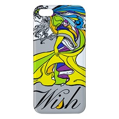 Faerie Wish Iphone 5s Premium Hardshell Case by StuffOrSomething