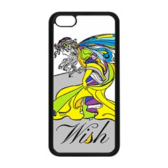 Faerie Wish Apple Iphone 5c Seamless Case (black) by StuffOrSomething