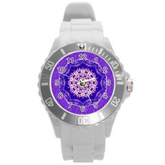Sarah Plastic Sport Watch (large) by Rbrendes
