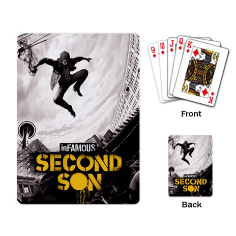 Playing Cards By Jasonwsc   Playing Cards Single Design   Fm6s70izc7m1   Www Artscow Com Back