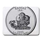 Kansas Small Mousepad