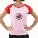 Kansas Women s Cap Sleeve T-Shirt