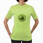 Kansas Women s Green T-Shirt