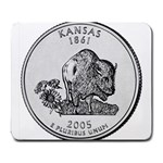 Kansas Large Mousepad