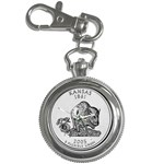 Kansas Key Chain Watch