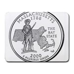 Massachusetts Small Mousepad