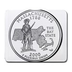 Massachusetts Large Mousepad
