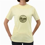 Minnesota Women s Yellow T-Shirt