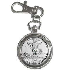 Montana Key Chain Watch from ArtsNow.com Front